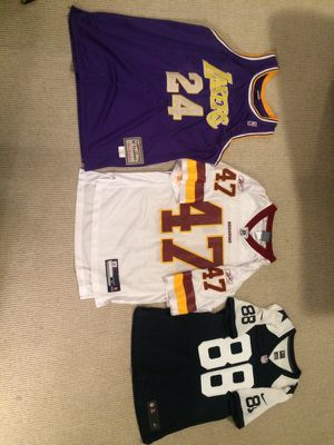 Sports jerseys for Sale in Annandale, VA