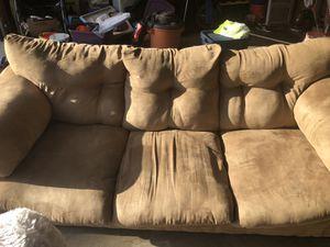 Microfiber Couch for Sale in Phoenix, AZ