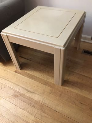 Side Table!! for Sale in Montclair, NJ