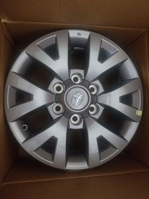 TOYOTA 6 lug rims for Sale in Riverview, FL