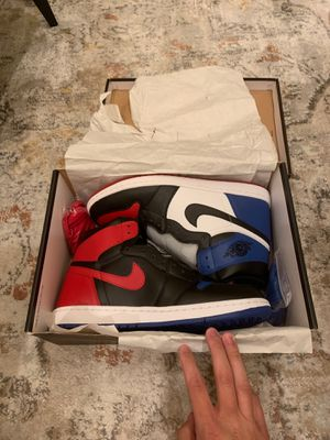 jordan 1 Top 3 for Sale in Glendora, CA
