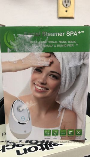 Facial steamer SPA+ for Sale in Woodbridge Township, NJ