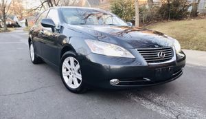 2007 Lexus ES 350 ' Touch Screen ' Navigation ' Back Up Camera ' Clean Title for Sale in Kensington, MD