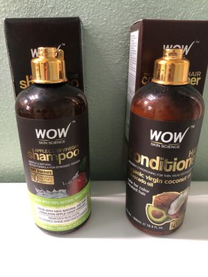 WOW shampoo and conditioner for Sale in Gresham, OR