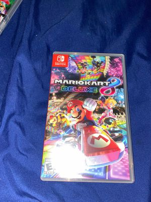 BEST OFFER/ MarioKart 8 Deluxe for Sale in Houston, TX