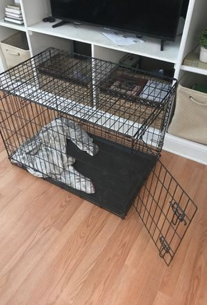 Medium sized dog crate! for Sale in Lexington, KY
