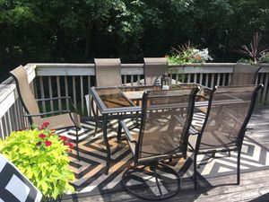 Outdoor patio furniture for Sale in Lake in the Hills, IL