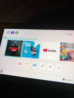 Nintendo switch light for Sale in Charlottesville,  VA