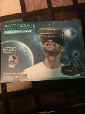 360 virtual reality headset for Sale in Fresno, CA