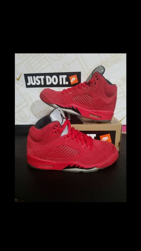 Nike Jordan 5 size 10 make offer first come first serve