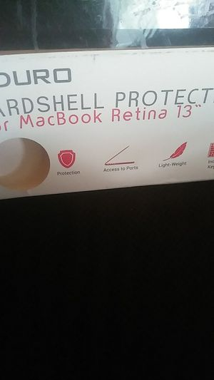 Macbook Retina case pink for Sale in Chapel Hill, NC