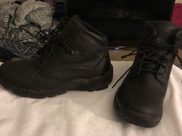 """Condor Idaho 6"""" steel toe work boots"""