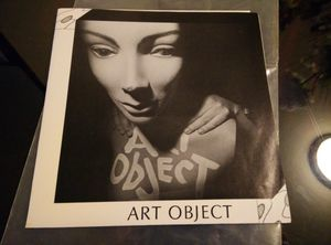 Vintage Art Object Vinyl Ride the Metro & Juvenile Delinquent for Sale in Everett, WA