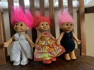 Six Inch trolls for Sale in Doylestown, PA
