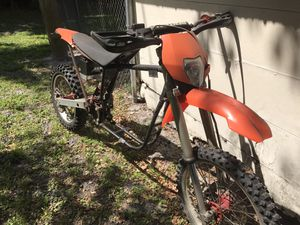 Harley sportster rolling dirt bike project for Sale in Kissimmee, FL
