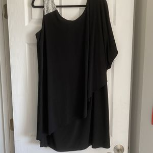 Dressbarn Woman Size 16 Black Dress for Sale in Alexandria, VA