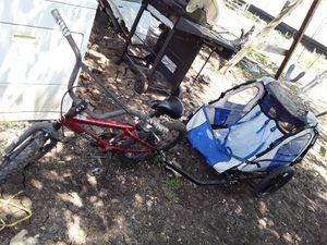 Bike trailer for Sale in Cresson, TX