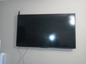 55 inch best buy smart t.v with stand. Used less than 50x for Sale in Miami Gardens, FL
