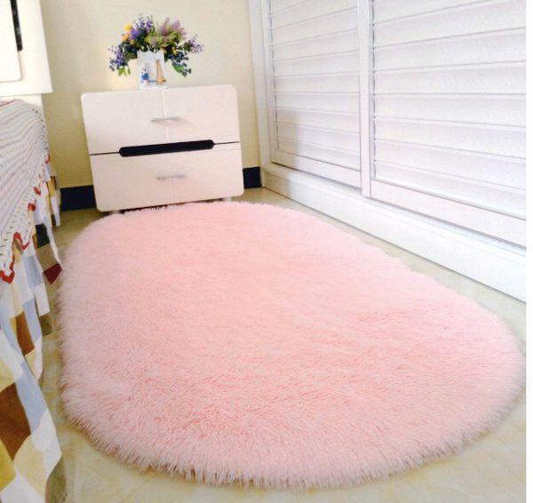 Rug Pink Shaggy