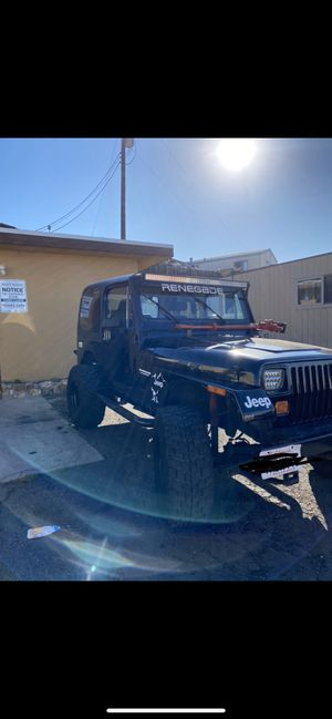 Jeep Wrangler for Sale in Spring Valley, CA
