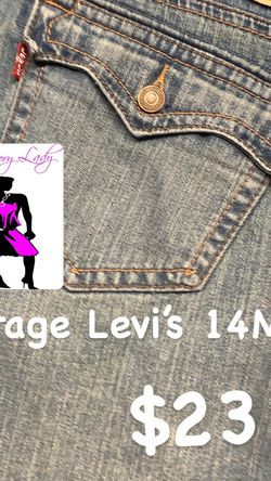 Vintage Levi's 14 for Sale in Douglasville,  GA