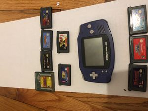 Game boy advance😎 for Sale in Aspen Hill, MD