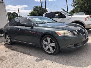 2007 GS300 LEXUS 💥💥 $4500 ❗️ {contact info removed} ☎️ for Sale in San Antonio, TX