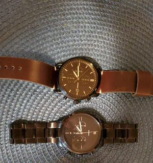 Men's fossil watches for Sale in Long Beach, MS