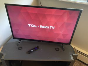 TCL Roku TV for Sale in Leominster, MA