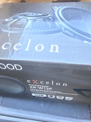 Kenwood eXcelon XR-W12F subwoofer for Sale in Phoenix, AZ