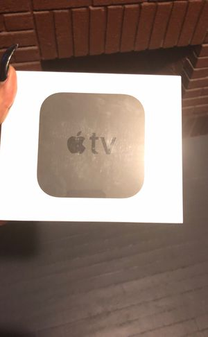 4K Apple TV for sale for Sale in Cleveland, OH