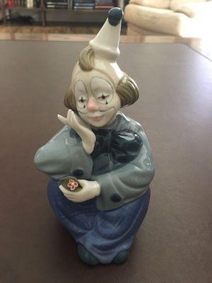Clown figurine. Lladro replica for Sale in Redlands, CA