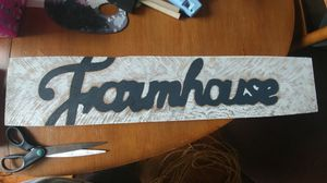 Custom made pallet signs for Sale in Kingsport, TN