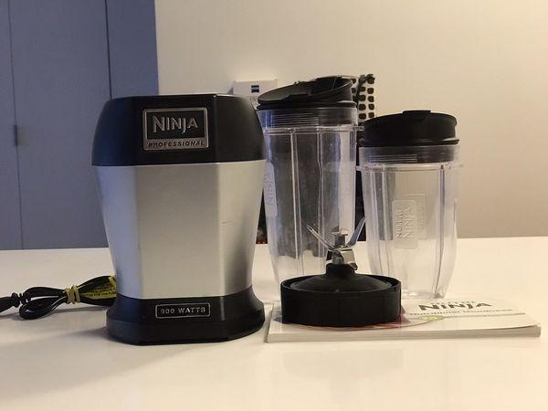 Nutri NINJA BL456 Professional 900 watts Personal Blender [$50]