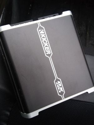 kicker amp dx125.2 for Sale in Marysville, WA