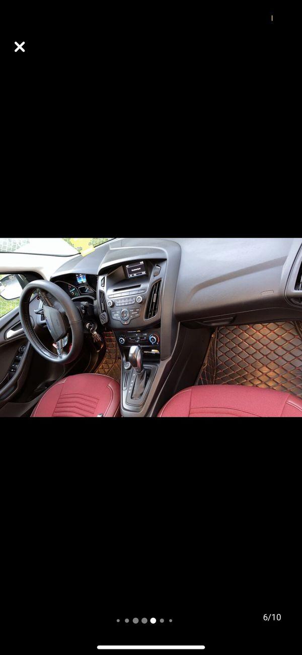 2015 Ford Focus se sport