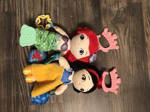 Princess baby toys for Sale in San Antonio, TX