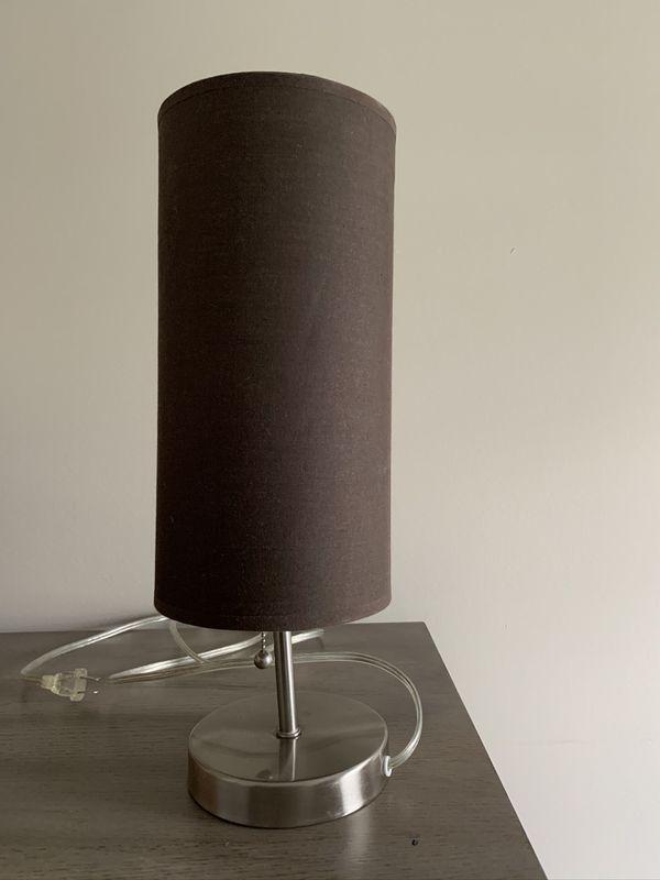 3 Piece Macy's Weathered Grey King Bedroom Set + Lamp