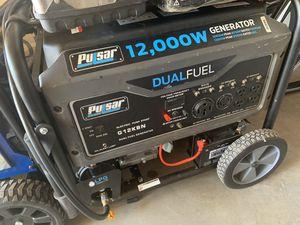 12000w generator for Sale in Riverside, CA