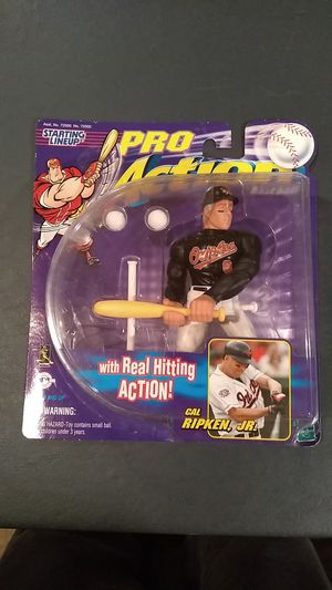 Cal Ripken Action Figure for Sale in Broadview Heights, OH
