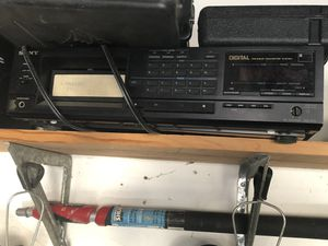 Sony digital CD changer 10 disc for Sale in Montebello, CA