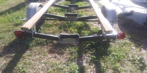 19.5 ft galvinized magic boat trailer for Sale in Spring Hill, FL