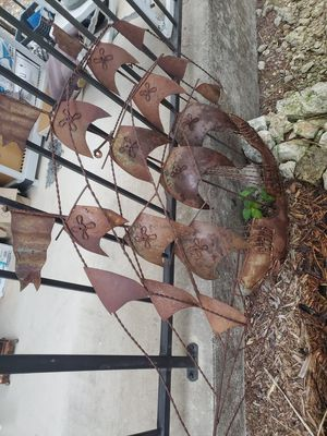 Metal boat yard or house decoration for Sale in Wimberley, TX