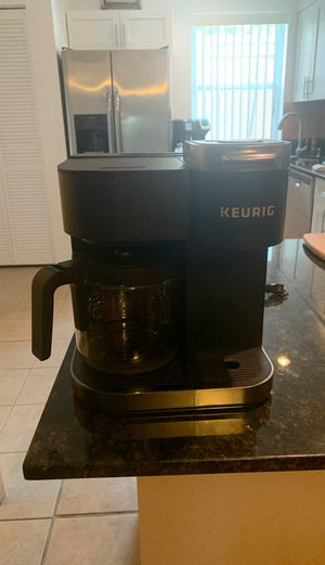 Keurig K-Duo Single-Serve & Carafe Coffee Maker for Sale in Coral Springs, FL