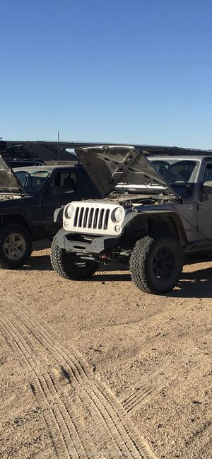 Jeep jk front offroad bumper for Sale in Byron, CA