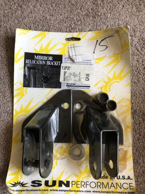 Jeep Wrangler mirror relocation bracket for Sale in Canyon Country, CA