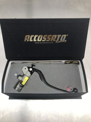Accossato 19x18 Front Brake Master Cylinder for Sale in Boca Raton, FL