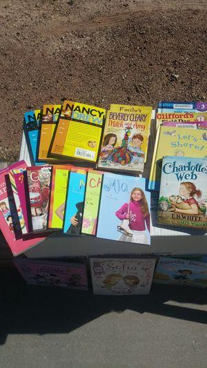 Chapter books girls for Sale in Tucson, AZ
