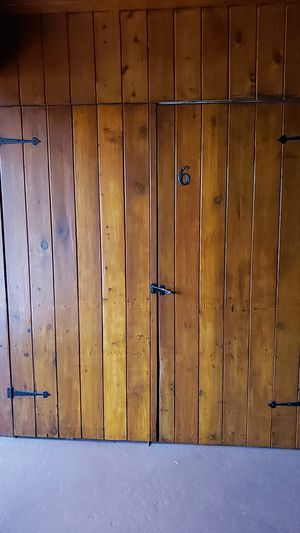 6 sets of storage double doors for Sale in Bellevue, WA