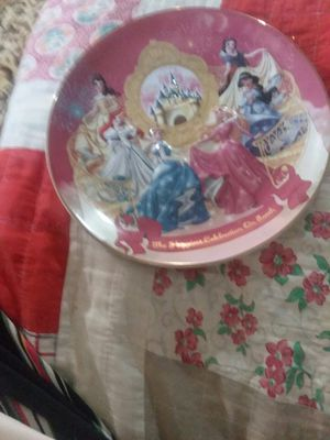 Walt Disney plate for Sale in Marion, IL
